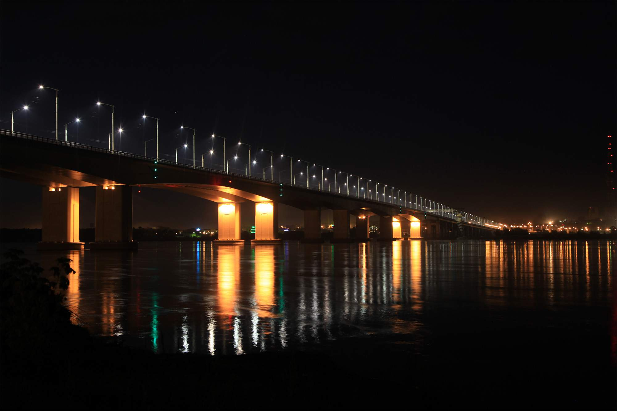 Irkutsk Bridge